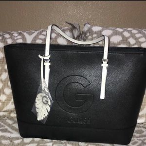 G by Guess carry all bag!